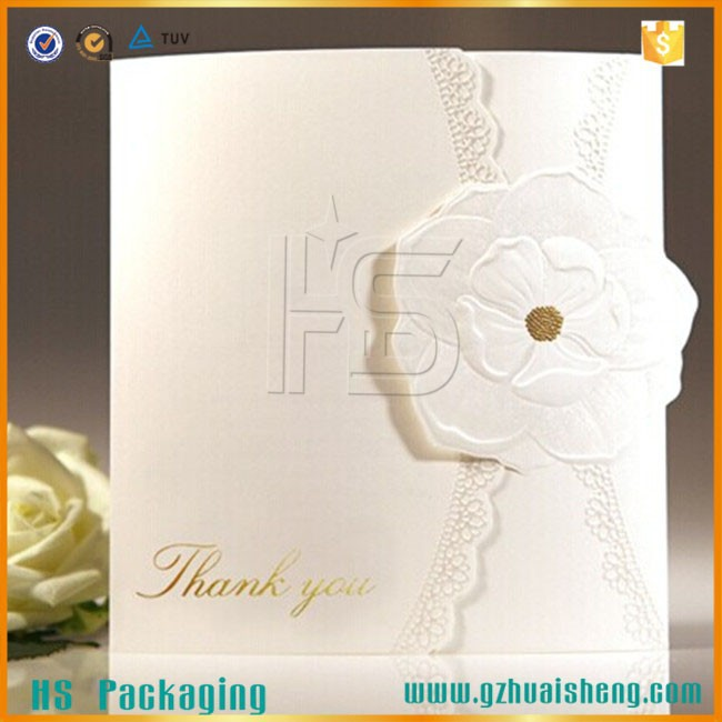 New Design Paper Printed Pop Up Bengali Wedding Cards