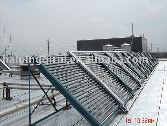 solar collector for pool