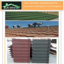 waterproof roofing system stone coated metal roof aluminium tile