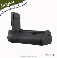Battery Grip holder for Canon E OS 70D Camera as LP-E6 BGE14 BG-E14