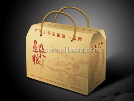 Made in China 100% quality ensure custom print small mail paper kraft corrugated box