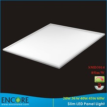 Daylight LED Ceiling Light 6000K 80RA Dimmable Panel LED Licht for Mall