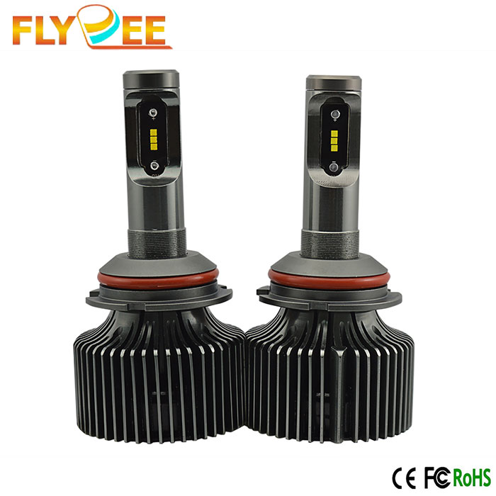 Factory Produce H1 H4 H7 H8 H11 H13 9007 Motorcycle Car Led Headlight