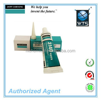 RTV silicone coating adhesive sealant DOW CORNING 3140