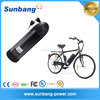 Down tube 48v 10Ah/11.6Ah electric bike battery 48v bottle battery with certified samsung brand cell