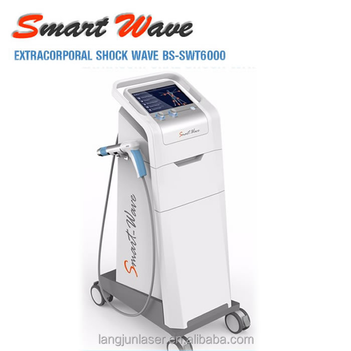 ED treatment electric shock wave therapy equipment