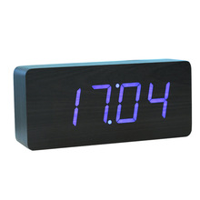 ZOGIFT Bargain Sale Cheaper electric shock alarm digital desk table clock