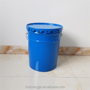 Metal Bucket for paint packaging