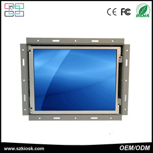 shenzhen supplier 22 inch open frame touch aoc monitor for kiosks
