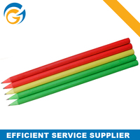 Promotional Paper Fluorescent Pencils For Kids