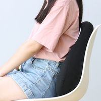 Excellent Memory Foam Lumbar Cushion Back Support Reading Pillow Chair Lumber Cushion