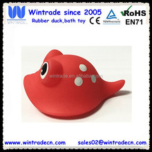 Wholesale promotion vinyl plastic manta ray float toy