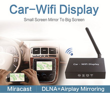 car wifi display for mobile phone Ipad Tablet wifi device in car