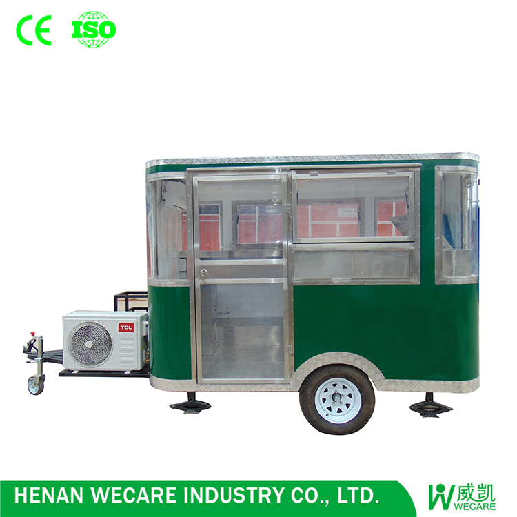 2018 New popular mobile street food van