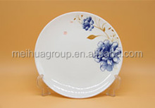 chinese wholesale ceramic dinner plate and dishes with cheap prices