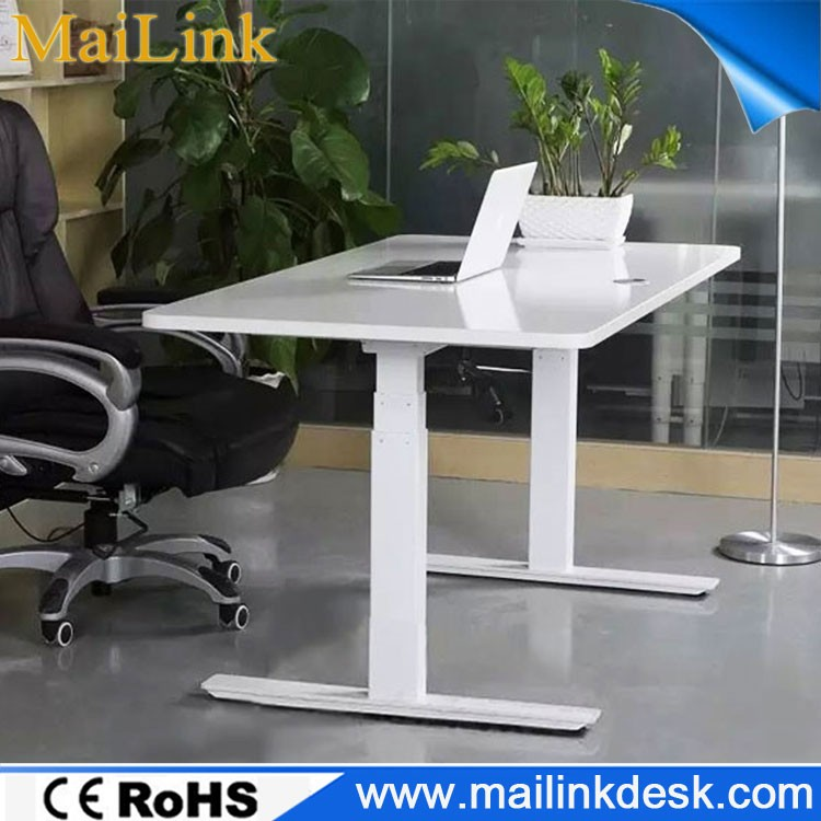 smartphone App control height adjustable desk,leg lifting column office desk frame for smart home furniture