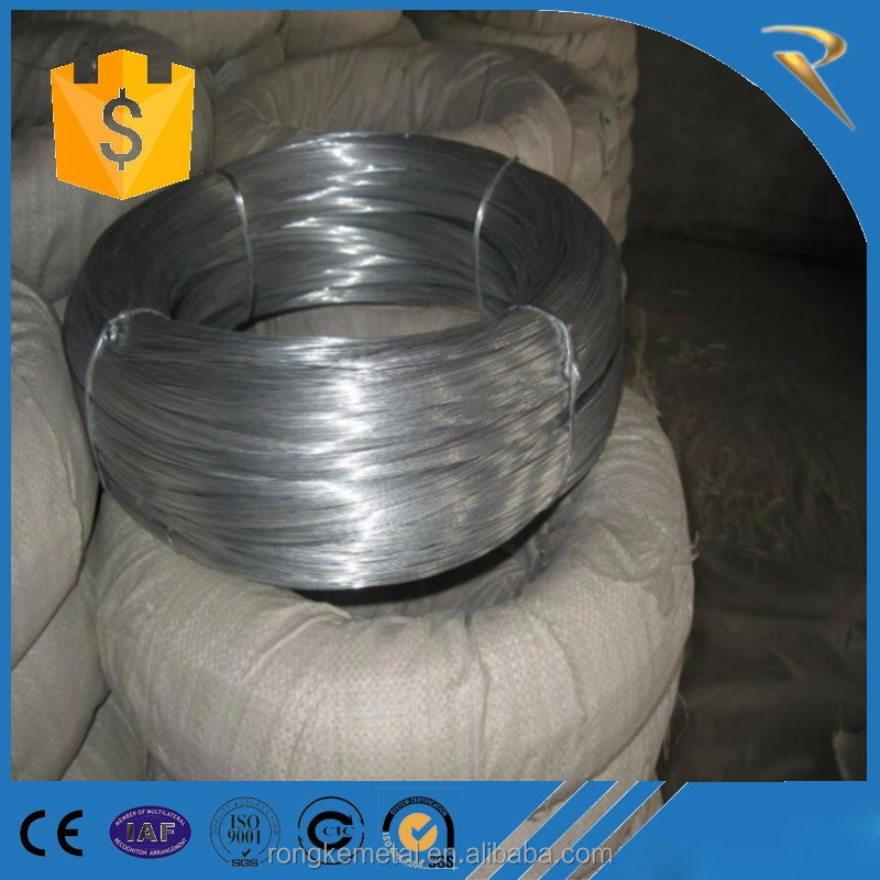 Electro galanized iron Wire all Gauge