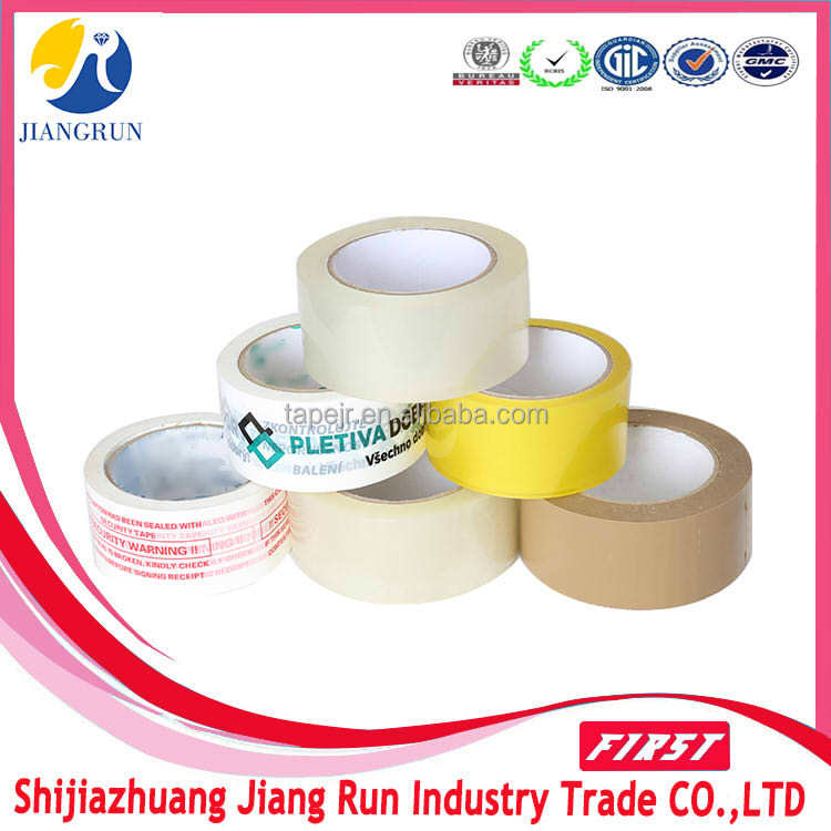 OEM Factory 48mm x 50m adhesive tape carton shipping tape packing tape