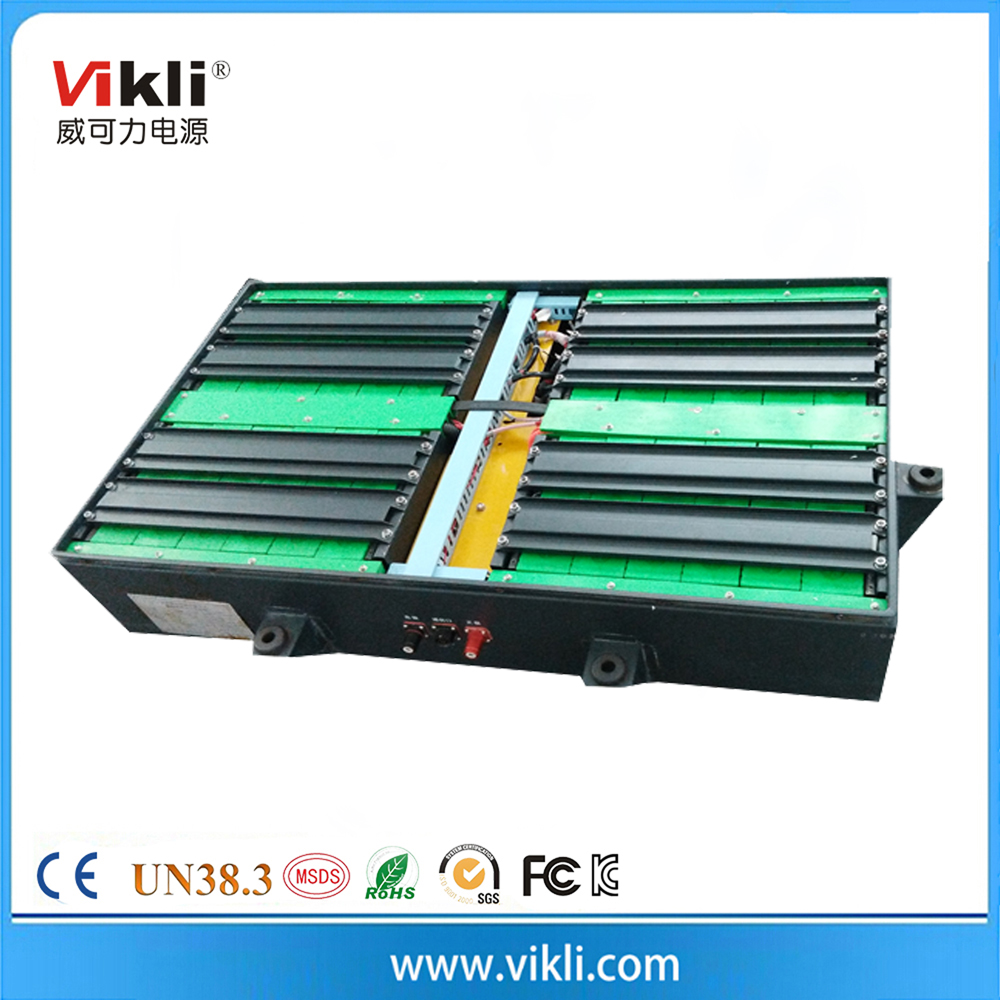 Lithium Ion Electric Vehicle Battery Pack 72V 150Ah LiFePO4 Battery Pack