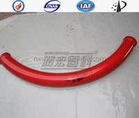 Concrete pump elbow DN125 R1000 90 DG(concrete pump parts, bend, pipe, clamp, reducer, piston, cylinder, wearing plate, vavles)