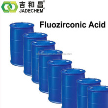 Metal finishing chemicals Hexafluorozirconic acid