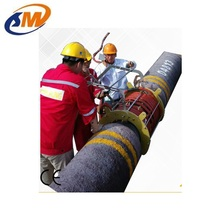 oil pipeline sleeve heat coating preheating, gas pipeline sleeve heat coating preheating, water pipeline sleeve heat coating