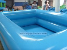 Newest commercial inflatable adult swimming pool toy