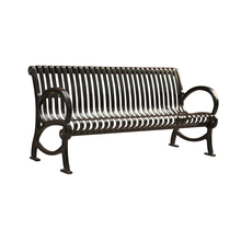 (FS31) Arlau Park Bench Cast Iron Bench Ends