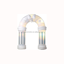 inflatable wedding arch, inflatable arch with led, illuminate inflatable arch AR-15