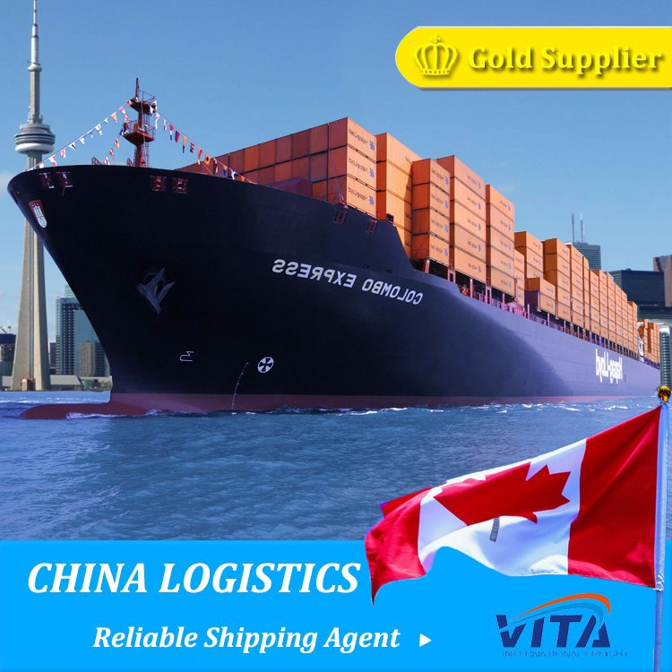 ocean shipping china to usa/canada