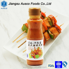 Ausco flavored factory price salad dressing wholesale bottled salad dressing