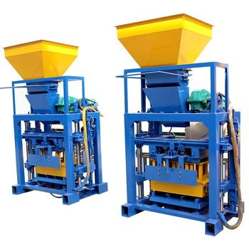 YLF40-1 concrete block making machine manufacturers