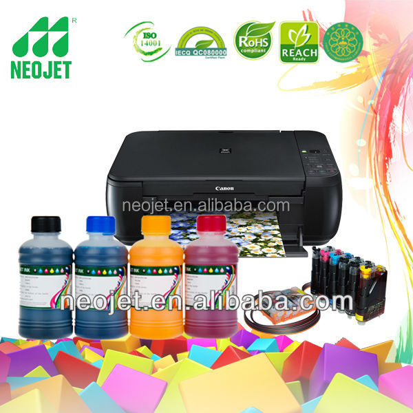 Universal Ink For Canon desktop printer suitable for CISS system