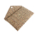 China supplier cork paper women clutch bag natural wood paper wallet eco-friendly lightweight wallet online shopping