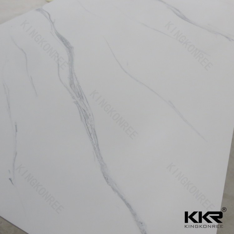 KKR solid surface veneer,artificial stone veneer,artificial marble veneer