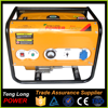 Electric/Recoil Start Small Size Silent Type Gasoline Engine 220v Generator