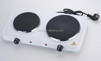 Cheap Electric Hot Plate Double Electric Coil Hot Plate