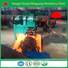 High pressure small scale industries machines for coal charcoal powder briquette