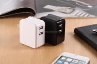 MFi certified dual USB wall charger