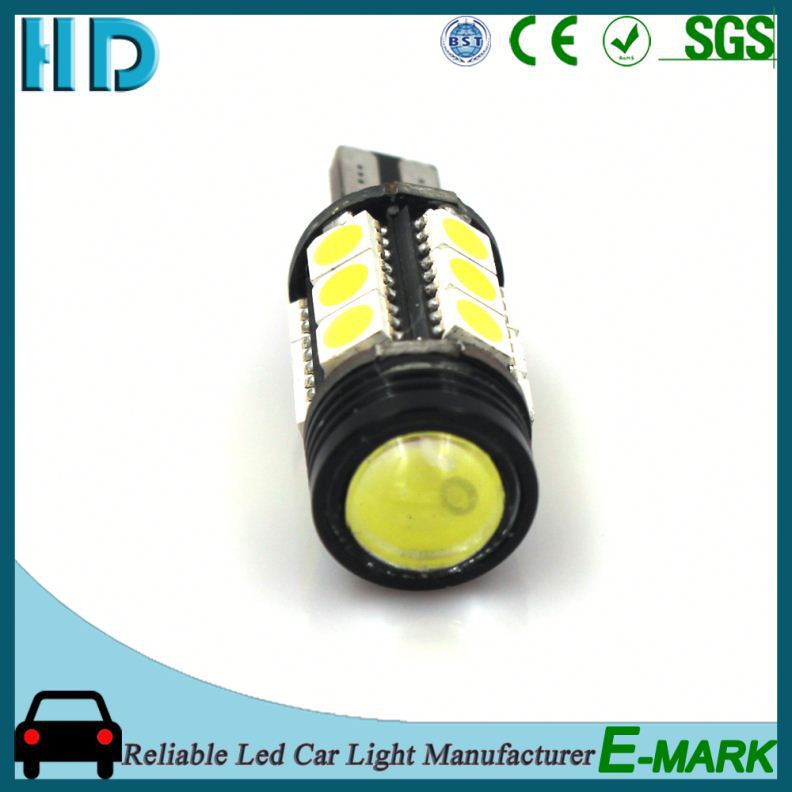 2016 factory T15 Wedge Smd S25 1156 115Smd- 5050 Led Light Bulbs Ring