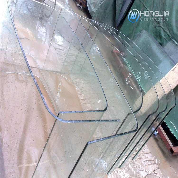 Building Window Clear Tempered Glass for Sale