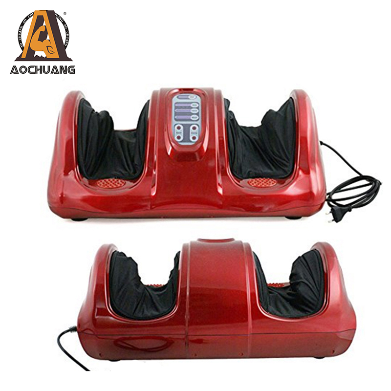 High Quality Reflexology Battery Operated Foot Massager with Heating