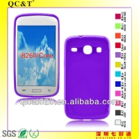 Skin cover phone case for Samsung I8262/I8260/GALAXY CORE