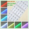 New Non Waterproof RGB SMD 5050 LED Pixel Digital 1m 72leds Led Light Bar / LED Rigid Light Strip For Stage