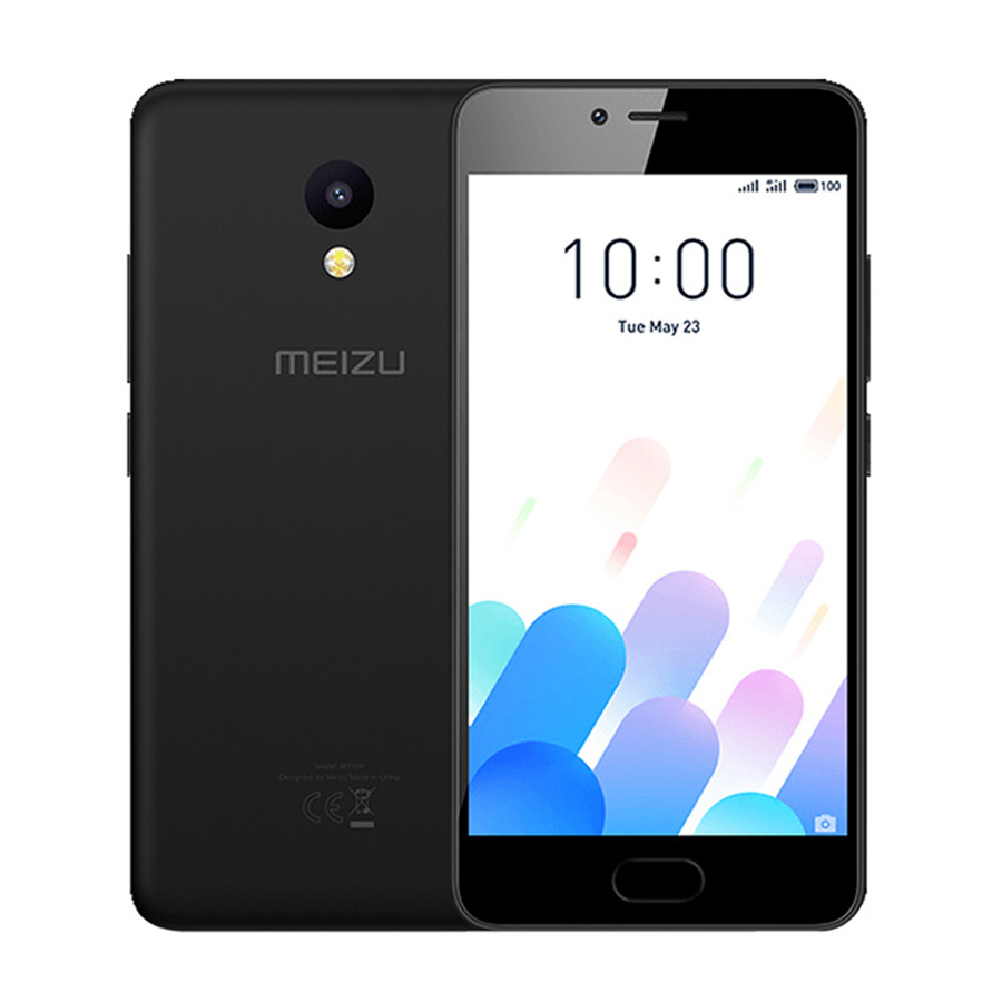 Original Meizu M5C M5 C 2GB RAM 16GB/32GB ROM 4G LTE Mobile Phone Global Version OTA Update 5.0 inch screen 3000mAh battery
