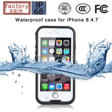Good quality promotional for iphone6 best waterproof case