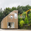 XGZ china cheap new design flat pack 20/40ft container house