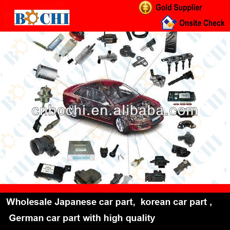 Best saling high performance customize full set of second hand car parts