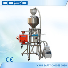 Metal separator with Vacuum feeding