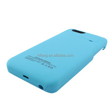 3200mAh External Battery for iPhone Backup Power Case Battery Cover Charger Power Bank Case Ten Colors